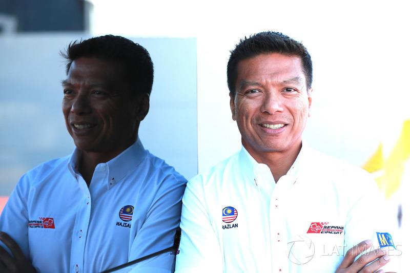 Razlan Razali, Malaysian Grand Prix Organiser
