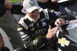 Ed Carpenter, Ed Carpenter Racing Chevrolet Verizon P1 Pole Award