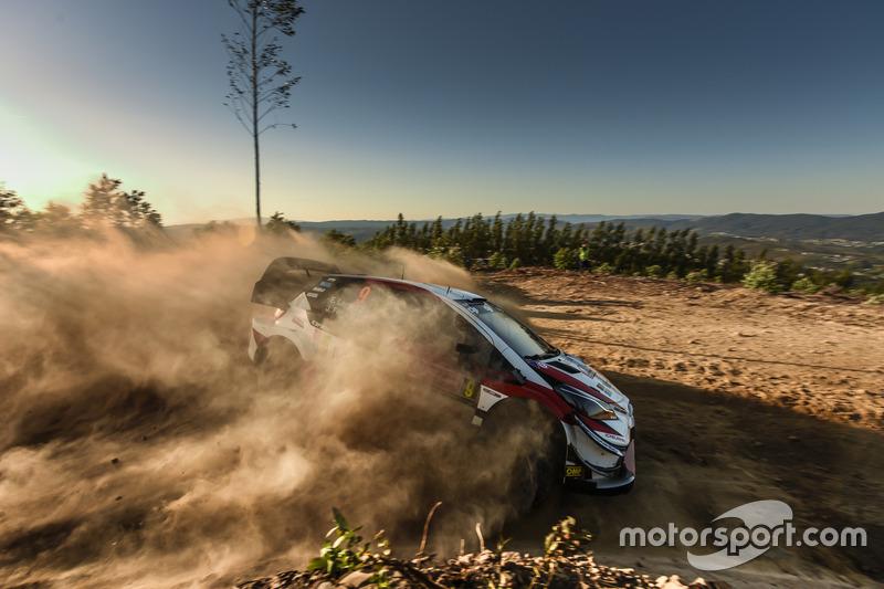WRC Fotogallery: la Tappa 2 del Rally di Portogallo