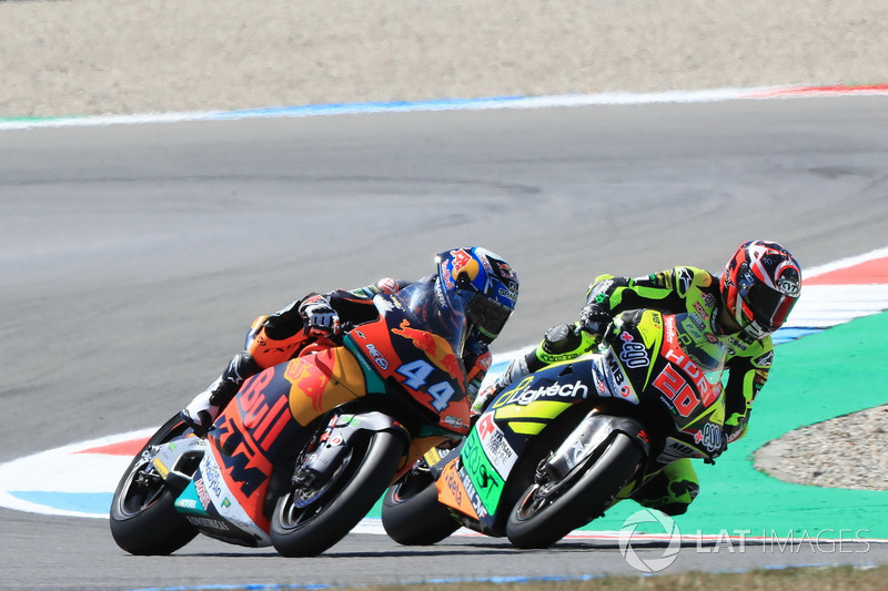 Fabio Quartararo, Speed Up Racing, Miguel Oliveira, Red Bull KTM Ajo