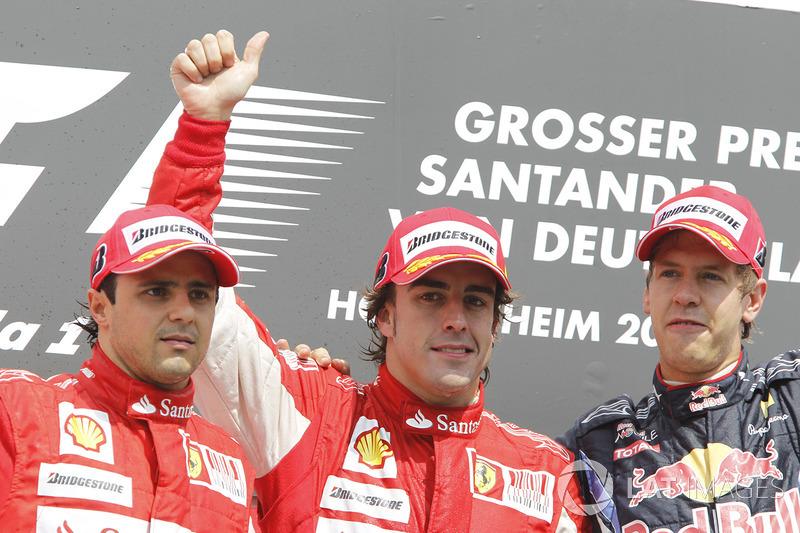 2010, Гран Прі Німеччини