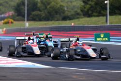 Simo Laaksonen, Campos Racing et Diego Menchaca, Campos Racing
