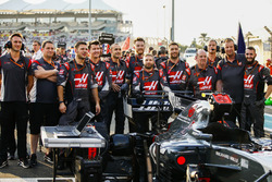 The Haas F1 Team team