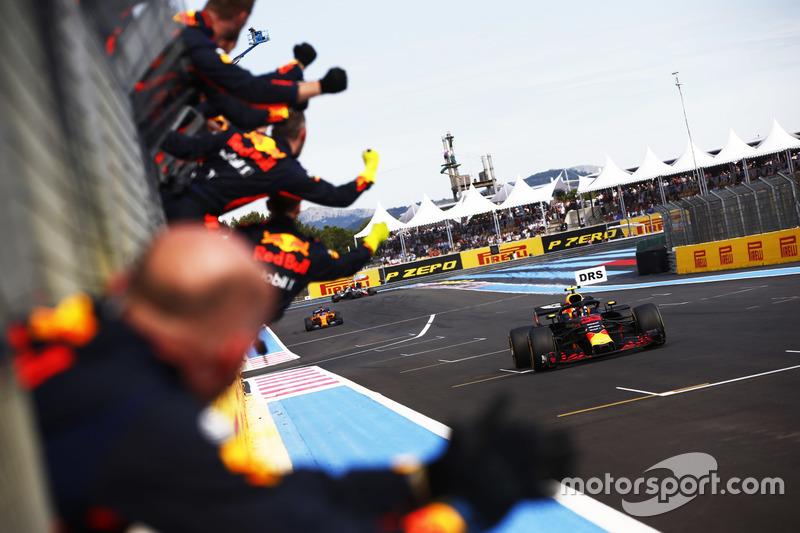 8. GP van Frankrijk: P2