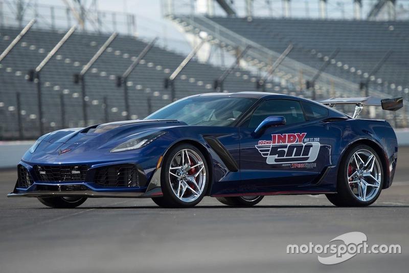 2019 Chevrolet Corvette ZR1 Indy 500 Pace Car
