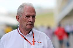 Dr Helmut Marko, Red Bull Motorsport Consultor