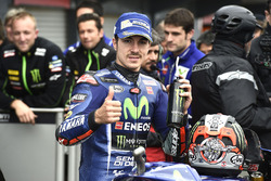 Second place Maverick Viñales, Yamaha Factory Racing