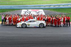 Ferrari Challenge a Watkins Glen