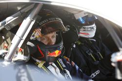Sébastien Ogier im Mercedes-AMG C63 DTM mit Timo Scheider