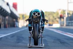 Detalle de la moto de Adam Norrodin, Petronas Sprinta Racing