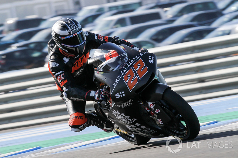 Sam Lowes, CarXpert Interwetten