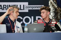 Tony Arbolino, Marinelli Rivacold Snipers Team