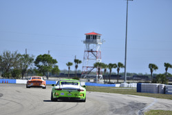 #44 TA3 Porsche 911 GT3 Cup, Tim Kezman of Fall Line Motorsports