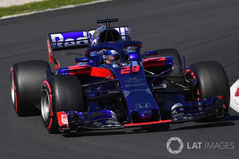 Toro Rosso: 389 oy