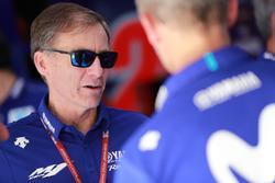 Lin Jarvis, directeur exécutif Yamaha Motor Racing