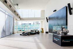 Petronas Global Research and Technology Centre display