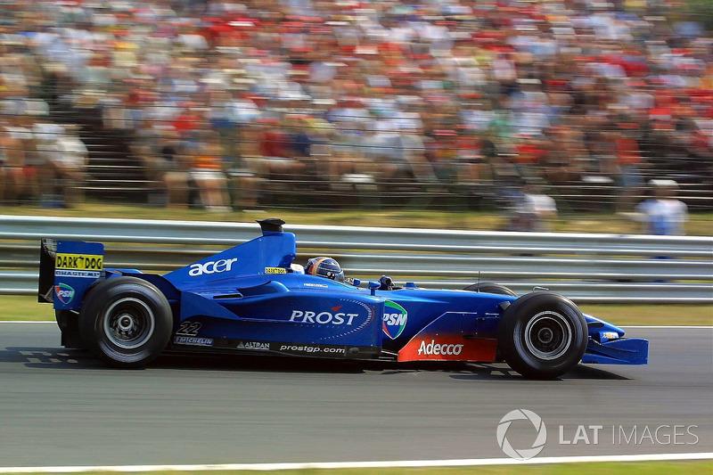 Prost 2001