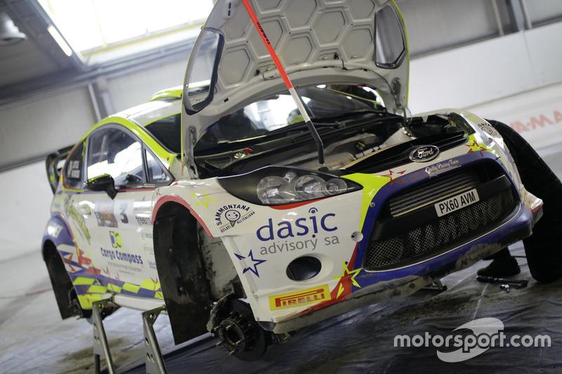 Ford Fiesta WRC Di Tobia Cavallini