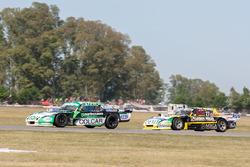 Agustin Canapino, Jet Racing Chevrolet, Omar Martinez, Martinez Competicion Ford