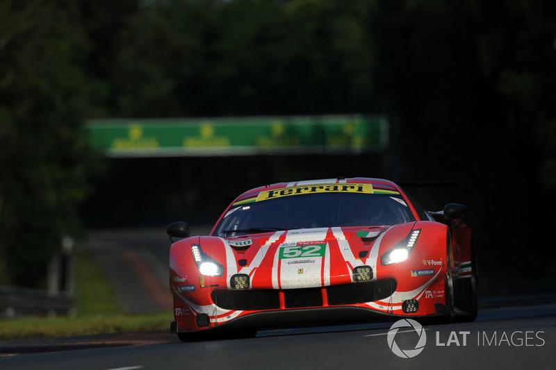 46. #52 AF Corse Ferrari 488 GTE EVO