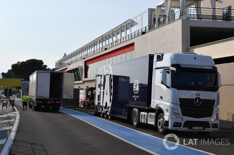 Camion FIA