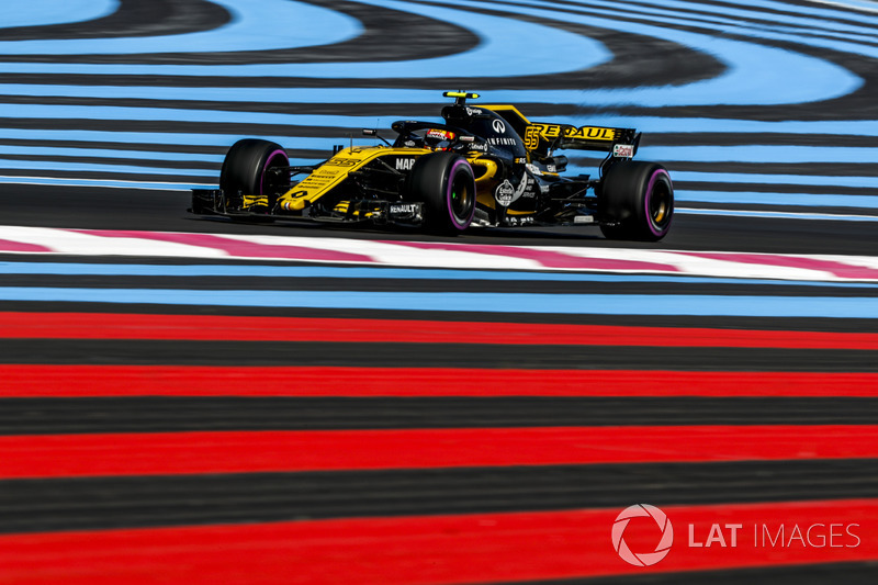 7: Carlos Sainz Jr., Renault Sport F1 Team R.S. 18, 1'32.126