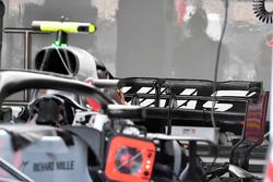 Alerón trasero del Haas F1 Team VF-18