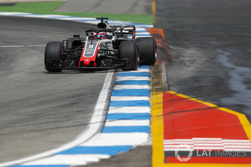 6: Ромен Грожан, Haas F1 Team VF-18 – 1:12.544