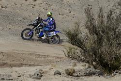 #44 Yamaha Official Rally Team: Rodney Faggotter