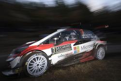 Ярі-Матті Латвала, Мікка Анттіла, Toyota Yaris WRC, Toyota Gazoo Racing
