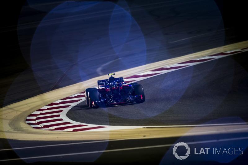 5 місце — П'єр Гаслі, Toro Rosso. Умовний бал — 19,825