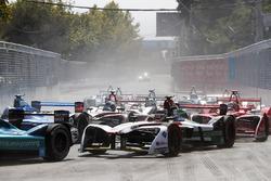 Oliver Turvey, NIO Formula E Team Nicolas Prost, Renault e.Dams and. Lucas di Grassi, Audi Sport ABT