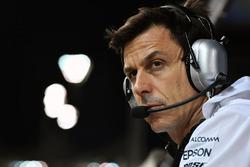 Toto Wolff, Mercedes AMG F1 Director Motorsport
