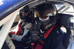 Usain Bolt Porsche 911 GT3 testing