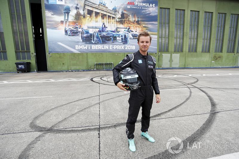 Formula 1 World Champion, Nico Rosberg