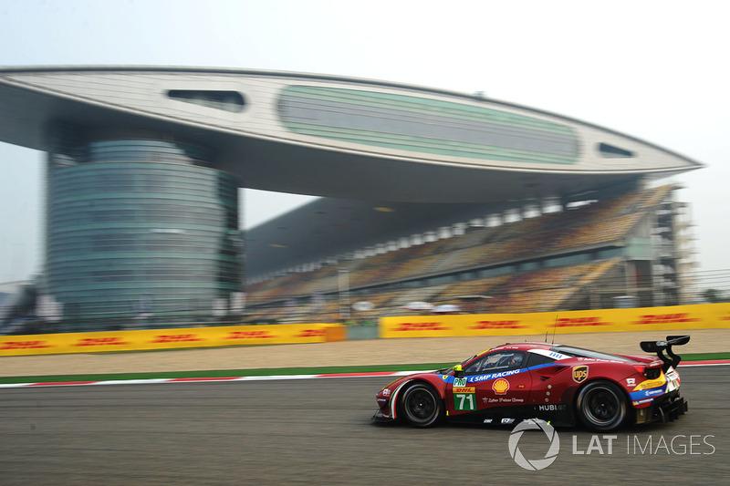 6. GTE-Pro: #71 AF Corse, Ferrari 488 GTE