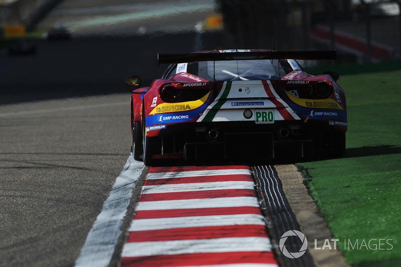 3. GTE-Pro: #51 AF Corse, Ferrari 488 GTE