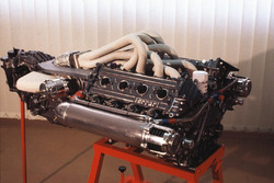 Mesin Ferrari tipe 034