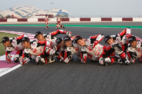 Para pembalap Asia Talent Cup