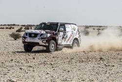 عادل عبدالله، رالي قطر الصحراوي، المرحلة الثانية