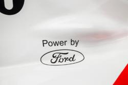 1993 McLaren-Cosworth Ford MP4/8A of Ayrton Senna, detail