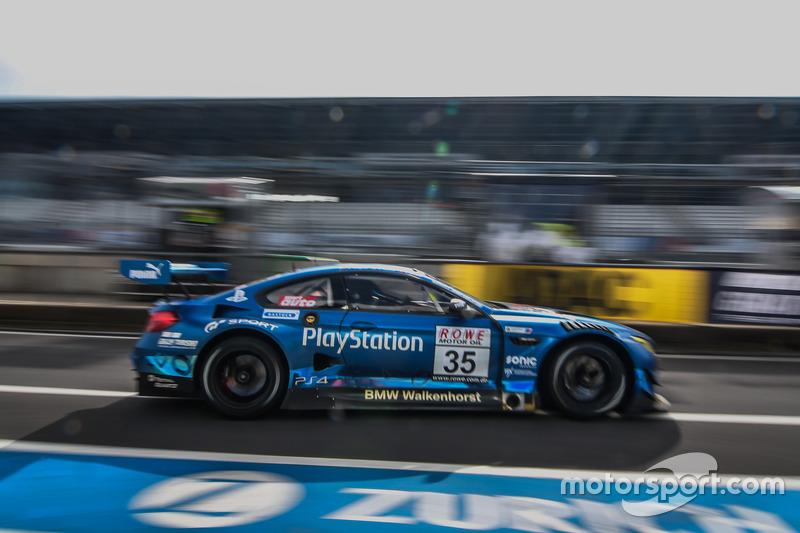 #35 Walkenhorst Motorsport - Christian Krognes (BMW M6 GT3)
