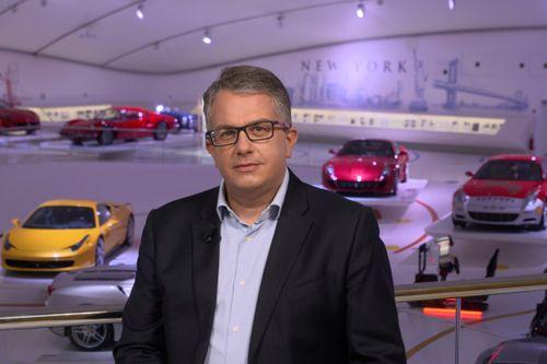 Presentazione Ferrari eSports Series