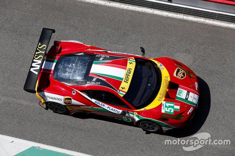 Club Competizioni GT: Mugello