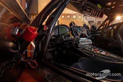 Mercedes AMG GT3 inveil