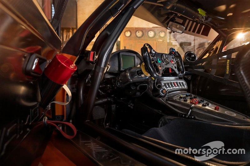 Mercedes AMG GT3 unveil