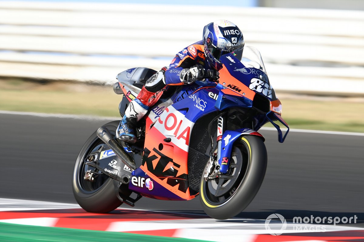 P15 Miguel Oliveira, Red Bull KTM Tech 3