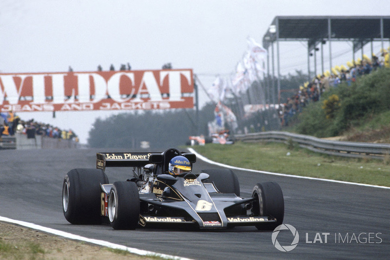 Ronnie Peterson, Lotus Ford