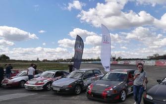 «Дніпро Мотор Інвест» активно підтримує українських автоспортсменів