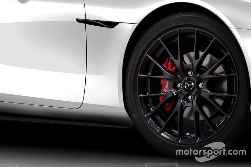 Рендер Mazda RX9